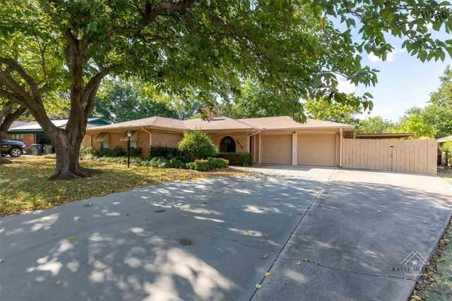 3514 Kent Lane, Wichita Falls, TX 76308 (MLS #162035) :: Bishop Realtor Group