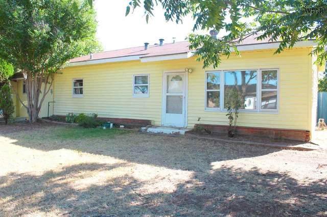 1033 Louise Lane, Wichita Falls, TX 76306 (MLS #162040) :: Bishop Realtor Group