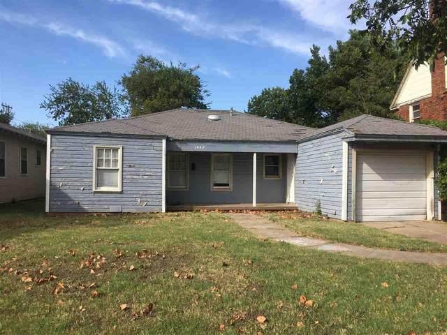 1802 Elizabeth Avenue, Wichita Falls, TX 76301 (MLS #162041) :: Bishop Realtor Group