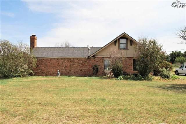 198 Pullin Drive, Thornberry, TX 76305 (MLS #162046) :: Bishop Realtor Group