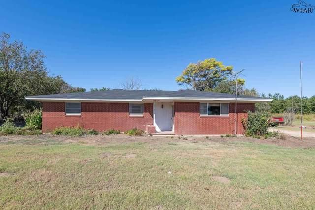 356 Central Street, Wichita Falls, TX 76305 (MLS #162053) :: Bishop Realtor Group