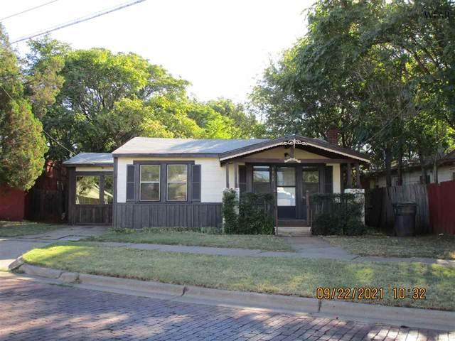 1911 Monroe Street, Wichita Falls, TX 76309 (MLS #162057) :: Bishop Realtor Group