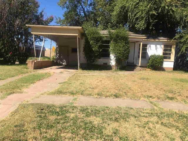 1672 Keeler Avenue, Wichita Falls, TX 76301 (MLS #162060) :: Bishop Realtor Group