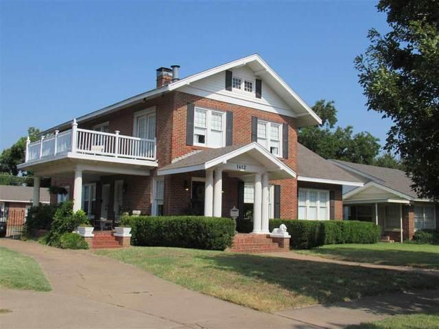 1412 Hayes Street, Wichita Falls, TX 76309 (MLS #162068) :: Bishop Realtor Group
