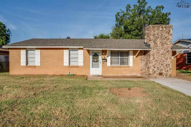 1706 Cimarron Trail, Wichita Falls, TX 76306 (MLS #162075) :: WichitaFallsHomeFinder.com