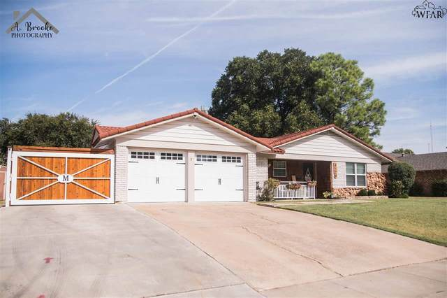 4120 Kingsbury Drive, Wichita Falls, TX 76309 (MLS #162077) :: WichitaFallsHomeFinder.com