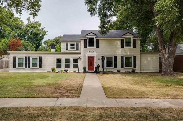 2412 Cambridge Avenue, Wichita Falls, TX 76308 (MLS #162078) :: Bishop Realtor Group