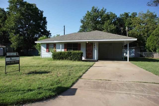 2903 Featherston Avenue, Wichita Falls, TX 76308 (MLS #162080) :: WichitaFallsHomeFinder.com