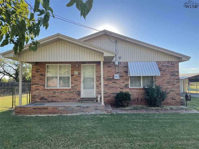514 S Sycamore Street, Archer City, TX 76351 (MLS #162081) :: Bishop Realtor Group