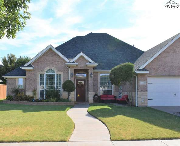4113 Candlewood Circle, Wichita Falls, TX 76308 (MLS #162085) :: WichitaFallsHomeFinder.com