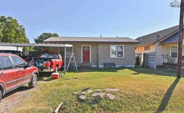 505 S Main Street, Holliday, TX 76366 (MLS #162096) :: Bishop Realtor Group