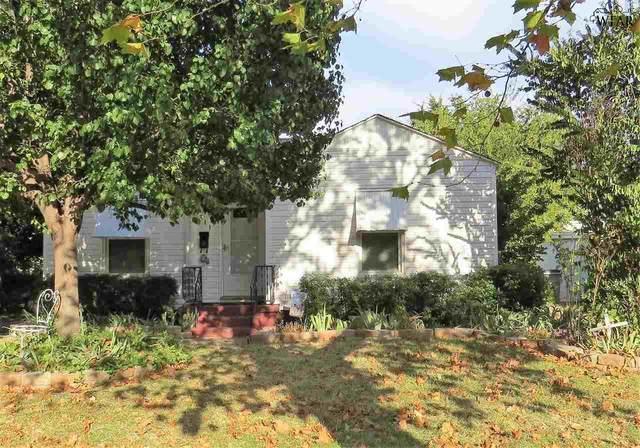 511 E Inwood Drive, Wichita Falls, TX 76301 (MLS #162099) :: WichitaFallsHomeFinder.com