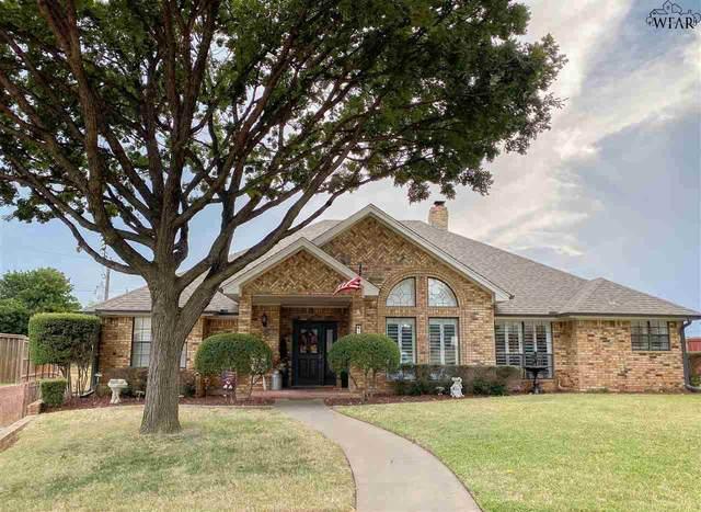 5 Sand Piper Street, Wichita Falls, TX 76308 (MLS #162108) :: Bishop Realtor Group