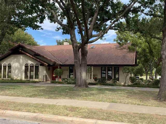1 Barcelona Court, Wichita Falls, TX 76308 (MLS #162117) :: Bishop Realtor Group