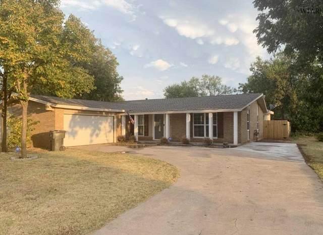 4203 Berwick Drive, Wichita Falls, TX 76309 (MLS #162128) :: Bishop Realtor Group