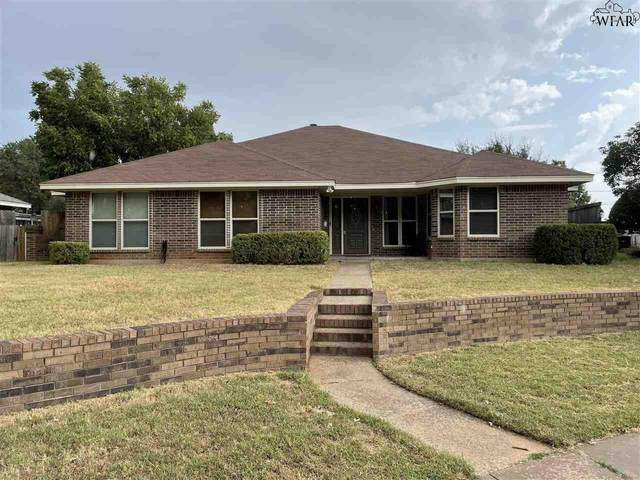 2 Sand Piper Street, Wichita Falls, TX 76308 (MLS #162134) :: Bishop Realtor Group