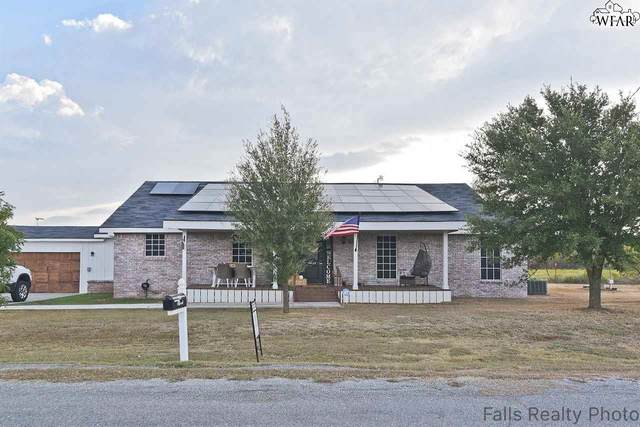 109 Murphy Road, Wichita Falls, TX 76310 (MLS #162135) :: Bishop Realtor Group