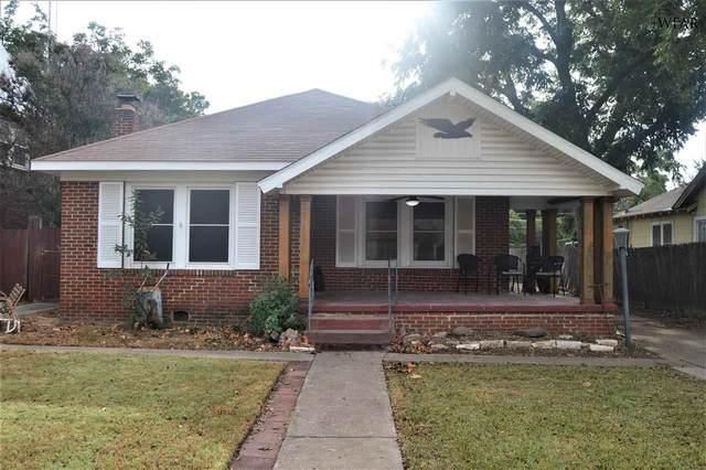 1609 Hayes Street, Wichita Falls, TX 76309 (MLS #162148) :: Bishop Realtor Group