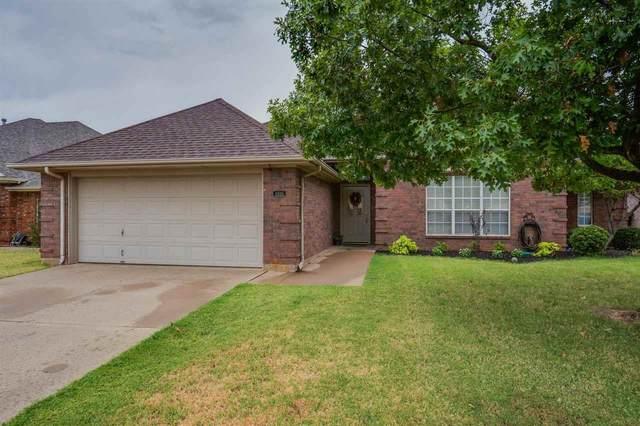 4806 Whisper Wind Drive, Wichita Falls, TX 76310 (MLS #162149) :: WichitaFallsHomeFinder.com