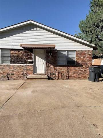 1902 Huff Street, Wichita Falls, TX 76301 (MLS #162164) :: Bishop Realtor Group