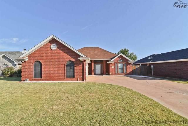 2532 Tinker Trail, Wichita Falls, TX 76306 (MLS #162165) :: WichitaFallsHomeFinder.com