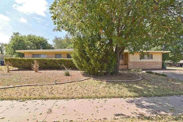1615 Singleton Avenue, Wichita Falls, TX 76302 (MLS #162181) :: WichitaFallsHomeFinder.com