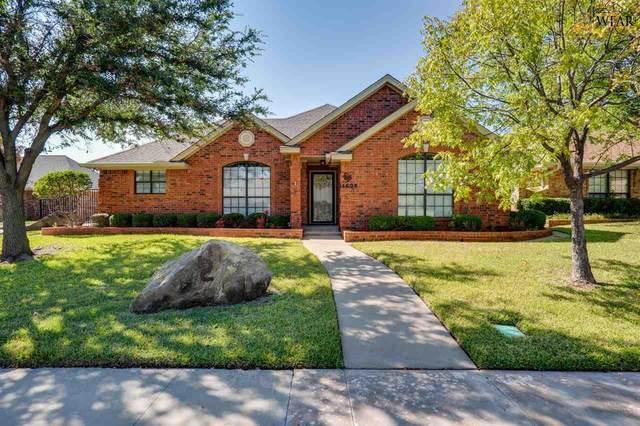 4606 Willow Bend Drive, Wichita Falls, TX 76310 (MLS #162184) :: WichitaFallsHomeFinder.com