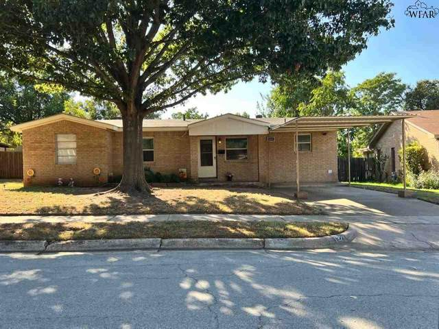 1323 Montgomery Street, Wichita Falls, TX 76302 (MLS #162196) :: WichitaFallsHomeFinder.com