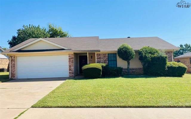 4715 Raylett Drive, Wichita Falls, TX 76306 (MLS #162202) :: WichitaFallsHomeFinder.com
