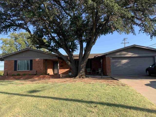 1810 Tanglewood Drive, Wichita Falls, TX 76309 (MLS #162213) :: Bishop Realtor Group