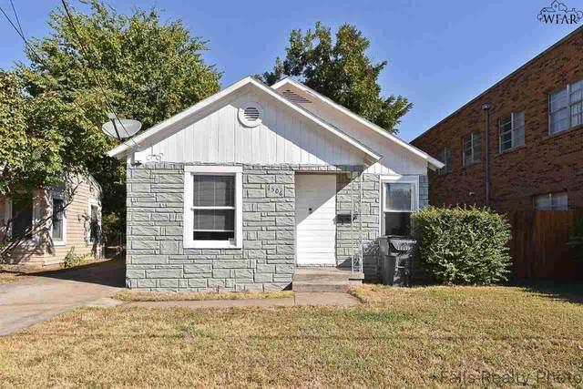1506 Keeler Avenue, Wichita Falls, TX 76301 (MLS #162223) :: Bishop Realtor Group