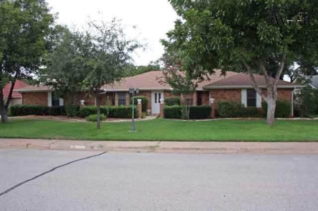 4401 Shady Lane, Wichita Falls, TX 76309 (MLS #162224) :: Bishop Realtor Group
