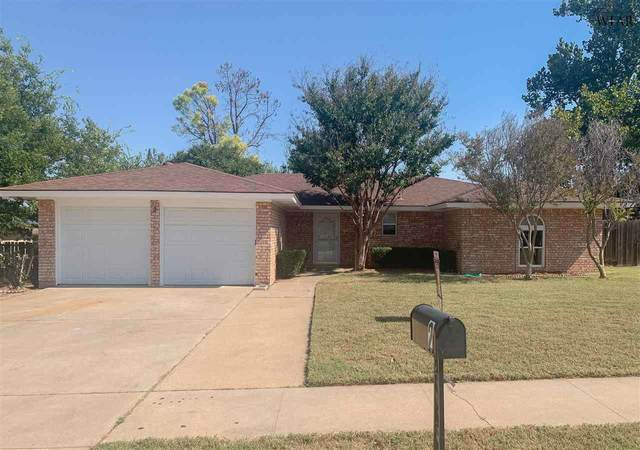 2 Lackland Circle, Wichita Falls, TX 76306 (MLS #162227) :: Bishop Realtor Group