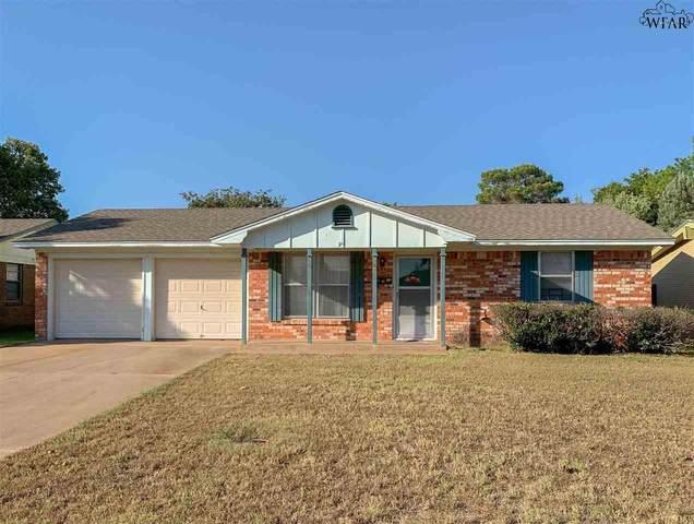 4616 Karla Street, Wichita Falls, TX 76310 (MLS #162230) :: WichitaFallsHomeFinder.com