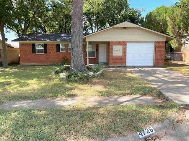 4726 Gay Street, Wichita Falls, TX 76306 (MLS #162236) :: Bishop Realtor Group