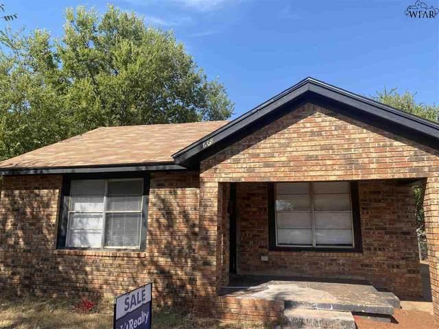 608 Juarez Street, Wichita Falls, TX 76301 (MLS #162246) :: WichitaFallsHomeFinder.com