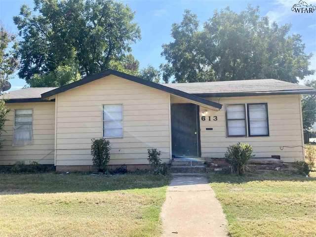 613 Juarez Street, Wichita Falls, TX 76301 (MLS #162247) :: WichitaFallsHomeFinder.com