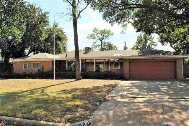 1605 Carol Lane, Wichita Falls, TX 76302 (MLS #162251) :: WichitaFallsHomeFinder.com