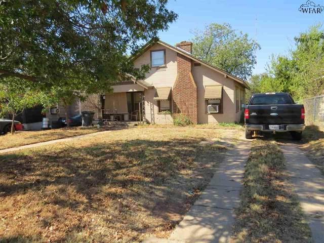 1518 Westlake Drive, Wichita Falls, TX 76309 (MLS #162254) :: Bishop Realtor Group