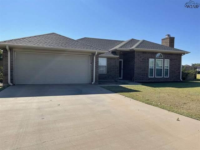 500 Silver Sage Drive, Burkburnett, TX 76354 (MLS #162268) :: WichitaFallsHomeFinder.com