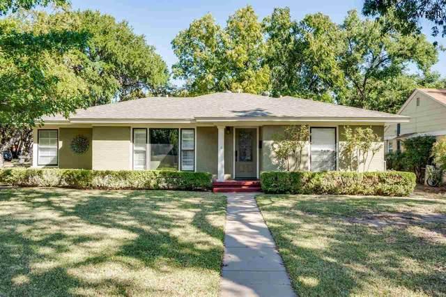 2424 Cambridge Avenue, Wichita Falls, TX 76308 (MLS #162269) :: WichitaFallsHomeFinder.com
