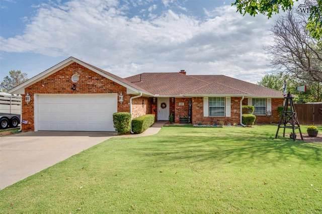 1433 Cherokee Circle, Burkburnett, TX 76354 (MLS #162270) :: WichitaFallsHomeFinder.com