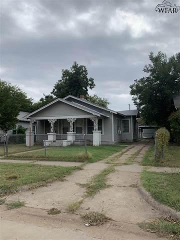 2807 Cumberland Avenue, Wichita Falls, TX 76309 (MLS #162274) :: WichitaFallsHomeFinder.com