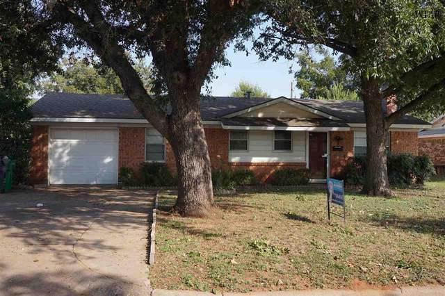 1425 Phoenix Drive, Wichita Falls, TX 76306 (MLS #162275) :: Bishop Realtor Group