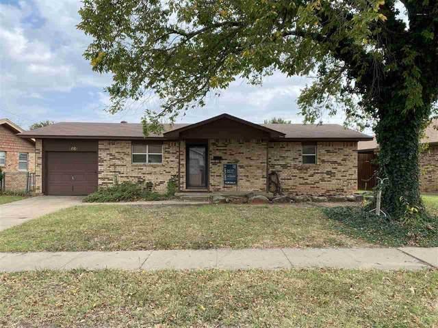 4661 Rainbow Drive, Wichita Falls, TX 76310 (MLS #162279) :: WichitaFallsHomeFinder.com