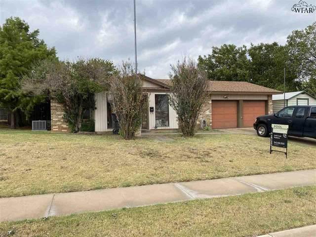 4814 Sonora Drive, Wichita Falls, TX 76310 (MLS #162280) :: WichitaFallsHomeFinder.com