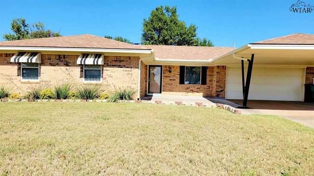 989 Victoria Drive, Burkburnett, TX 76354 (MLS #162288) :: Bishop Realtor Group