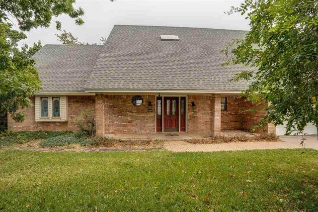 419 Shoreline Drive, Wichita Falls, TX 76308 (MLS #162300) :: WichitaFallsHomeFinder.com