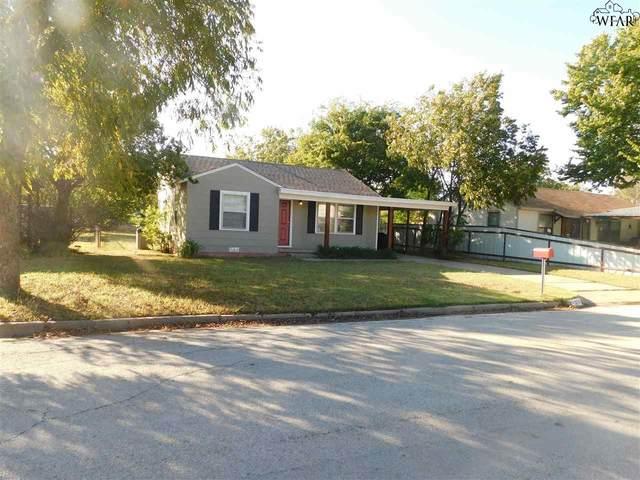 2210 Kimberly Lane, Wichita Falls, TX 76301 (MLS #162303) :: WichitaFallsHomeFinder.com