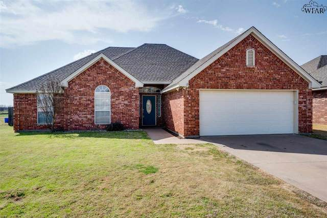 4808 Pinehurst Drive, Wichita Falls, TX 76310 (MLS #162304) :: WichitaFallsHomeFinder.com